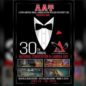 30th Convention & Lambda Day