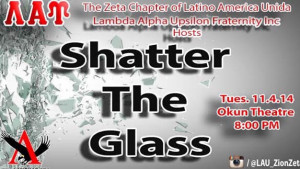 Shatter the Glass Discussion